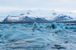 Jokulsarlon, glacier lagoon, Iceland, Jökulsarlon