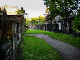 Covenanters prison, Kirkfriars graveyard, ghost tour in Edinburgh