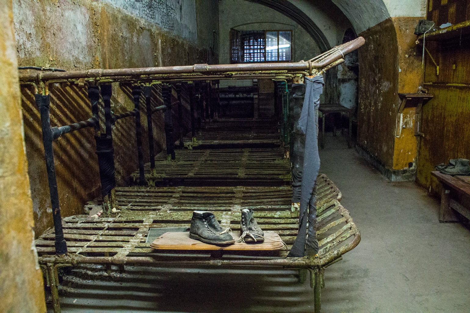 Exploring the Abandoned Patarei Prison in Tallinn | Bizarre Globe Hopper