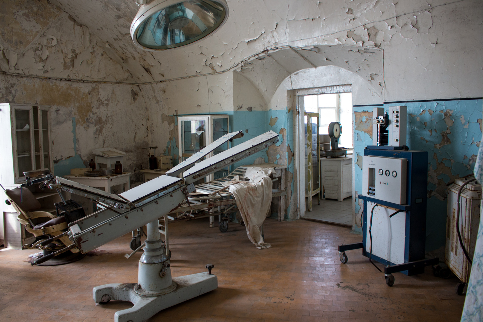 Exploring The Abandoned Patarei Prison In Tallinn