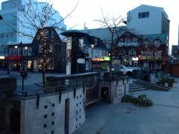 Street view from Reykjavik, Iceland