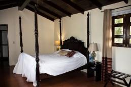 the Deluxe Junior Suite in Hotel Flor de Sarta in León, Nicaragua