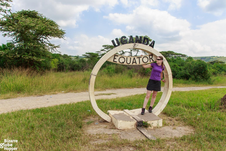 Chasing Lions at Queen Elizabeth National Park in Uganda | The Bizarre ...