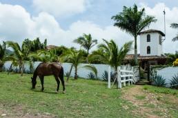 Rancho Chilamate near San Juan del Sur in Nicaragua