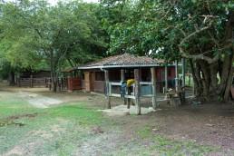 stables of Rancho Chilamate, San Juan del Sur, Nicaragua