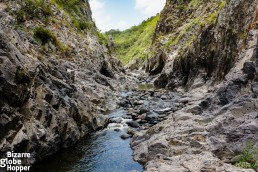 Views to the Somoto Canyon in Northern Nicaragua