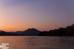 Sunset in Lower Zambezi National Park, Zambia