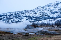 Volcanic fairy houses on the Golden Circle in Iceland