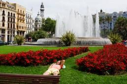 Plaza del Ayuntamento, El Carmen