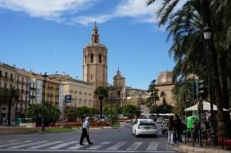 Plaza de la Reina, Valencia