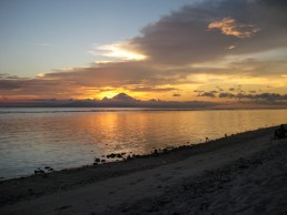 Gili Trawangan Sunset Point