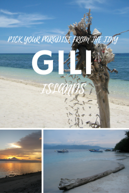 Are you still looking for that perfect paradise island with stunning beaches and world-class snorkeling? Get ready for the tough choice between the three Gili Islands!