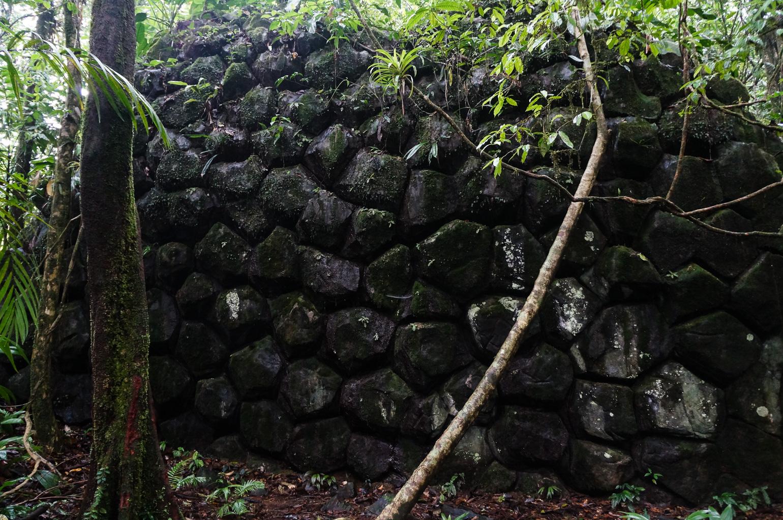 Ancient Rama Wall, Canta Gallo, Indio Maiz