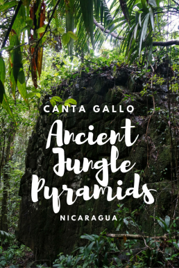 Take a hike to the ancient Indian pyramids that lie intact deep in the jungles of Nicaragua.