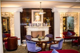 Elegantly decorated Hotel Lord Byron is one of the best boutique hotels in Rome.