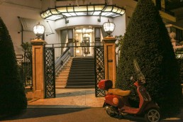Lord Byron is an 1930's Art Deco Mansion Turned into An Elegant Boutique Hotel