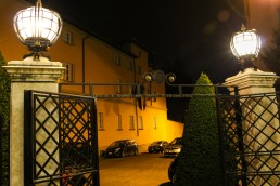 Hotel Lord Byron is located amidst embassies, near Villa Borghese