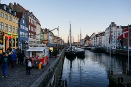 Nyhavn Christmas market, Copenhagen