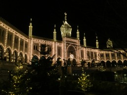 The Nimb palace in Copenhagen's Tivoli