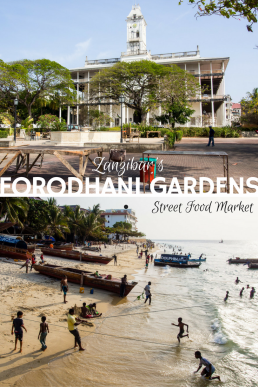 After dark Forodhani Gardens transform into a lively street food market, where locals and tourists alike stroll between food stalls to pick Zanzibari and Swahili delicacies.