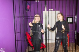 Piritta in the Adventure Rooms, live room escape game in Athens, Greece