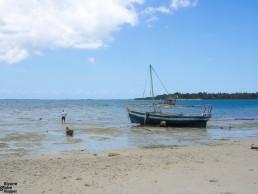 View to Chole Bay, Mafia Island Marine Park