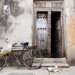 The Carved Zanzibar Doors in Stone Town, Tanzania