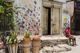 Swahili Door, Stone Town, Zanzibar