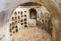 Carthaginian Funeral Crypt in Cartagena, Spain