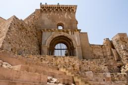 Cartagena's Roman Theatre, Spain