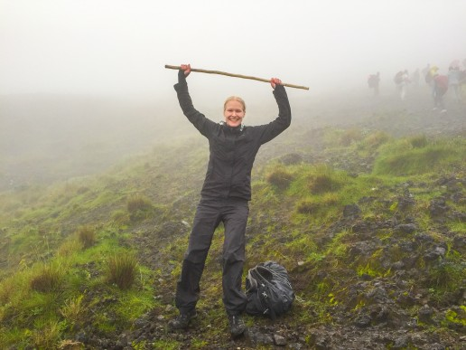 Conquering the Nyiragongo volcano summit in Congo DR