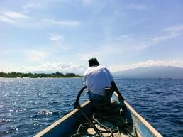 Boat transfer to Gili Meno from Trawangan