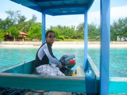 Snorkeling trip with Blue Marlin and Opin from Gili Meno