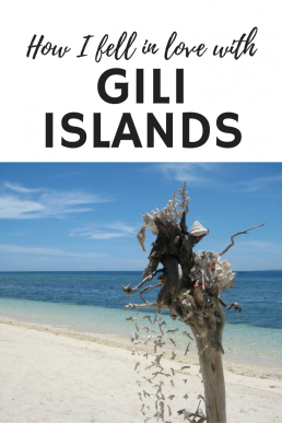 A perfect mix of laid-back feeling, stunning underwater world, and dreamy sunset views – welcome Gili Islands, Indonesia!