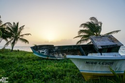 Sunset in Big Corn Island, Nicaragua