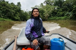 Rio Indio Indio Maiz, Nicaragua
