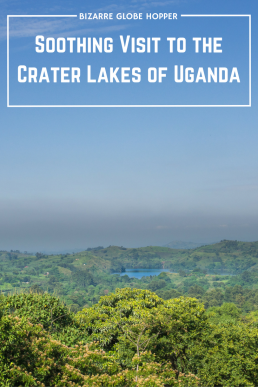 The photogenic explosion craters rhythm the rolling hills of Uganda. Some craters are flooded with unbelievably clear water; the others are vegetated and even cultivated.