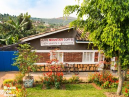 Visit Huye Mountain Coffee Farm in Rwanda for quality specialty coffee beans