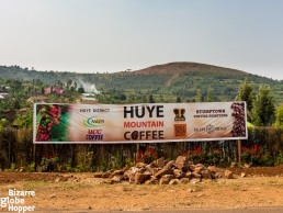 Visit single origin specialty coffee farm in Rwandan mountains