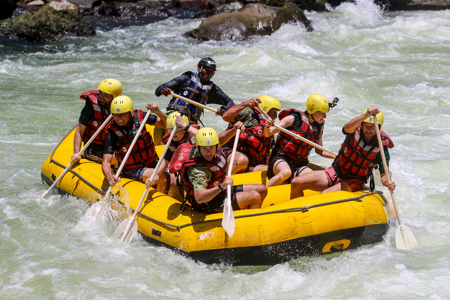 Image result for rafting zambezi