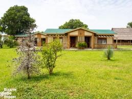 The new Pakuba Safari Lodge inside Murchison Falls National Park, Uganda