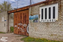Patarei Prison and Sea Fortress, Tallinn, Estonia.