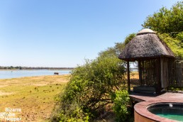 Royal Zambezi Lodge in Lower Zambezi National Park is among the best safari lodges we've ever stayed!