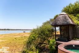 Royal Zambezi Lodge in Lower Zambezi National Park is among the best safari lodges we've ever stayed!