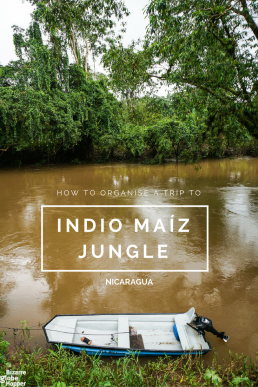 Venture deep into Indio Maíz jungle with Rama Indians and hike to the sacred pyramids of Canta Gallo.