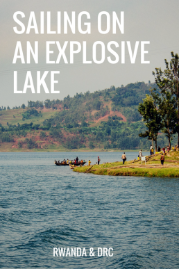 Sail through the bewitching Lake Kivu, a killer lake that could explode any time killing millions. The scenic journey from Gisenyi to Kamembe lingers between the borders of Rwanda and DRC, passing rural villages and uninhabited islets.