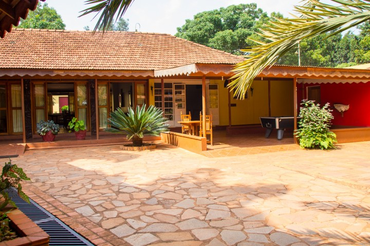 Masindi Hotel in Uganda has hosted Hemingway, Hepburn, Bogart, and other celebrities