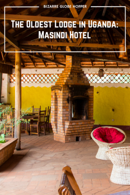 Masindi Hotel has hosted Ernest Hemingway, Katherine Hepburn, and Humphrey Bogart among other stars