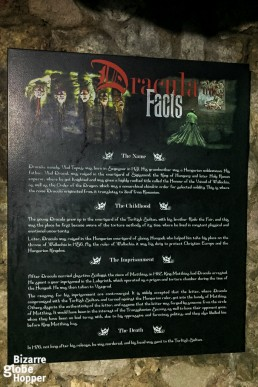 The tale of Vlad Tepes,