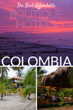 Discover the best boutique hotels in Colombia, from the paradise beaches to the Amazon!